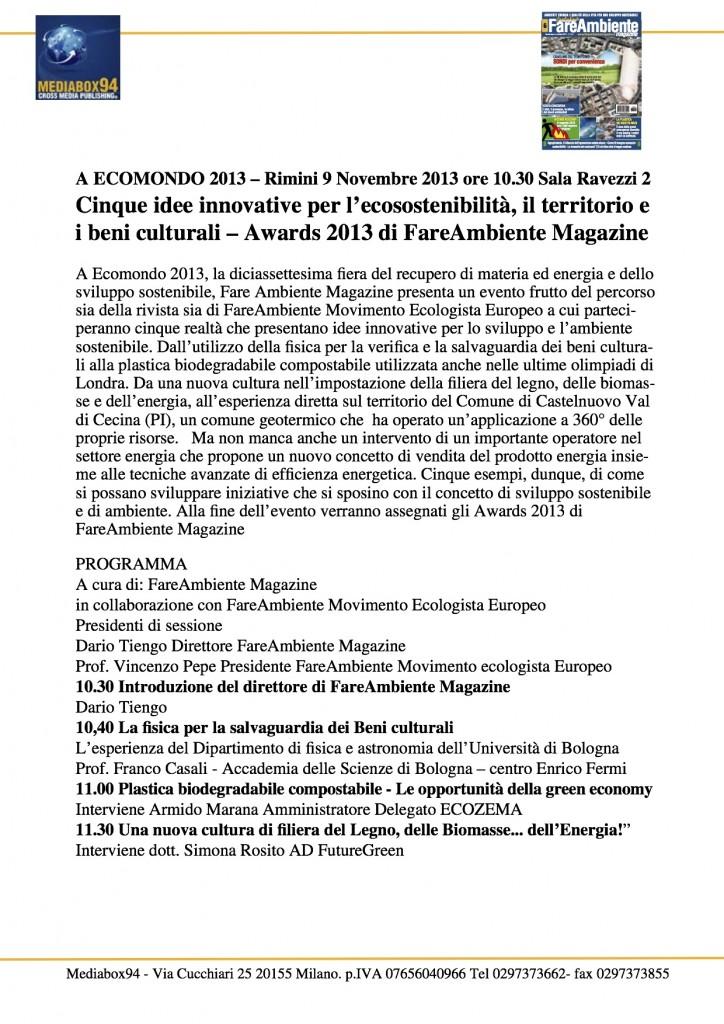 eventoFAreAmbiente2013